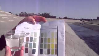 Determining Apparent Color of Water