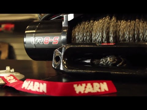 WARN VR Winch | Morris 4×4 Center