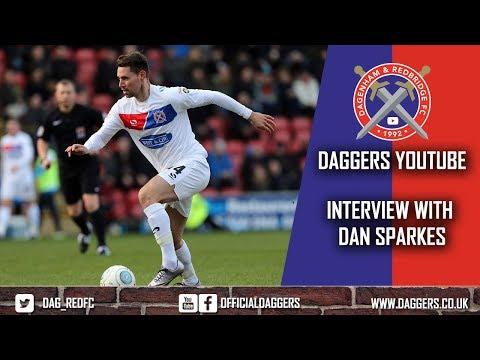 INTERVIEW: Daniel Sparkes post Leyton Orient