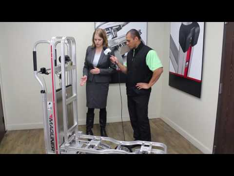 Product Review: Magliner CooLift Delivery System