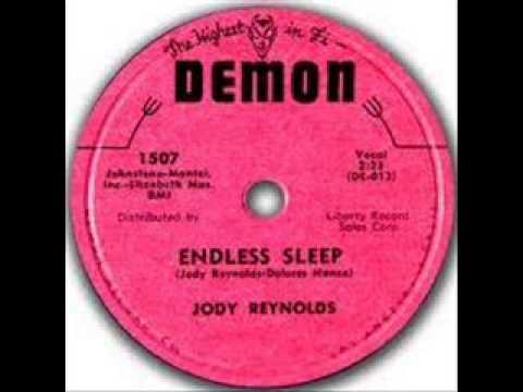 JODY REYNOLDS   Endless Sleep   MAY '58