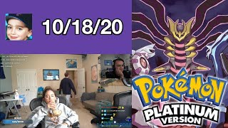 [10/18/20] - 0/8 BADGES | PLAYING POKEMON NUZLOCKE !MIZLOCKE | !YOUTOOZ