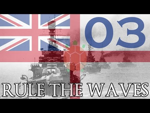 Rule the Waves | Let's Play Britain - 03 - Who Blockades Whom?
