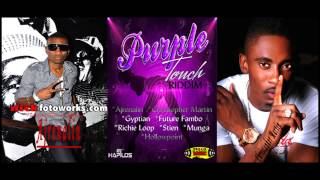 Ajrenalin ft. Christopher Martin - Touch - (Purple Touch Riddim) - April 2013