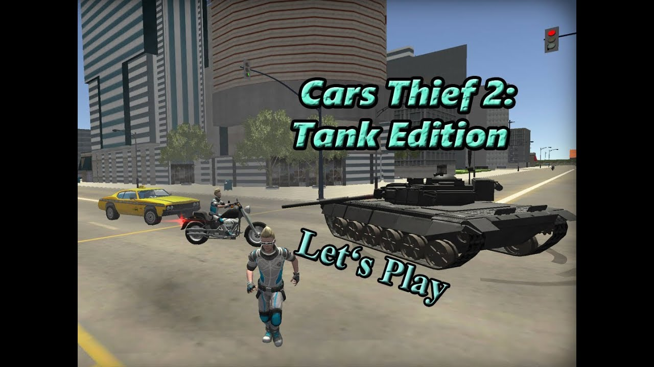Cars Thief 2: Tank Edition | Play the Game for Free on PacoGames