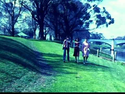 Yarra River scenes from 1976