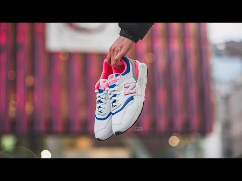 "New Balance 997H ""White / Pink / Laser Blue"": Review & On-Feet"