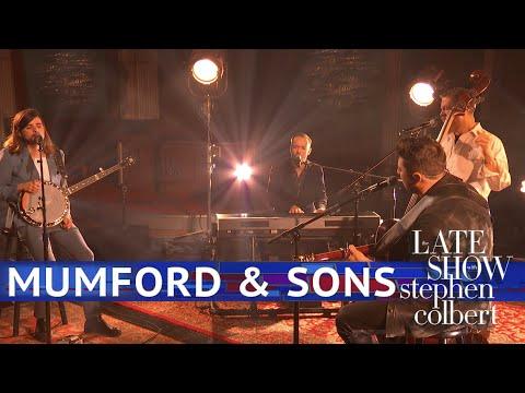 Mumford & Sons Perform 'Guiding Light' Mp3