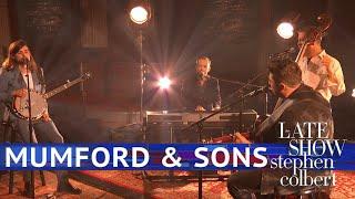 Mumford & Sons Perform 'Guiding Light' Video