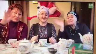 Бельгия татарлары Таяну Ноктасы ТНВ тапшыруда Tatars In Belgium
