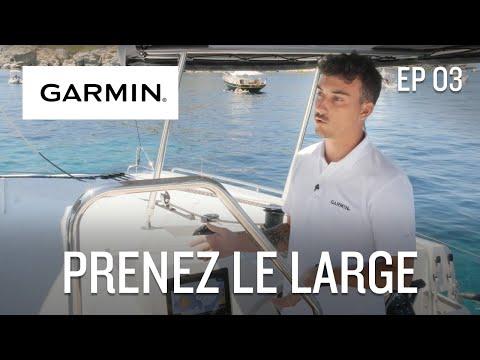 Prenez le large avec Garmin  SailAssist