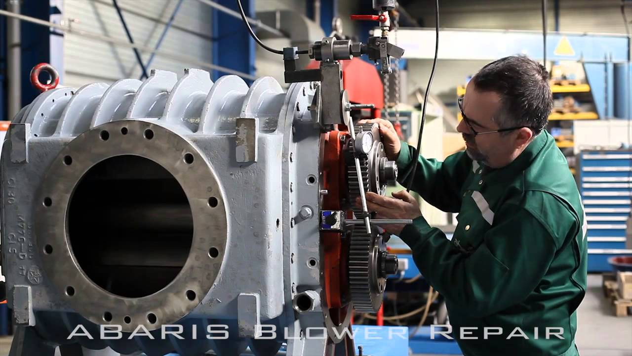 Abaris Blower Repair corporate film