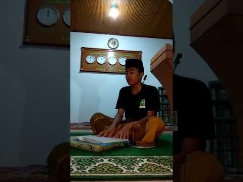 Suara merdu mirip ustad muzammil hasballah asal rengat oleh syaiful ahmad surat maryam