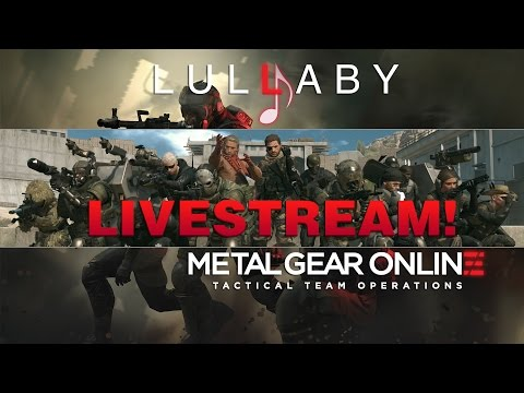 METAL GEAR ONLINE (MGO) | Lullaby Training