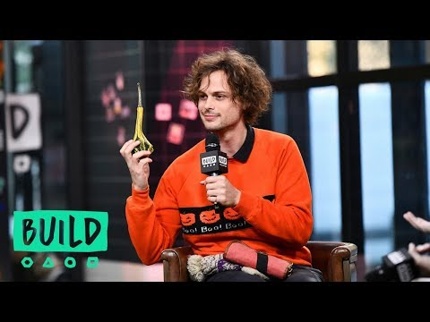 What's In Matthew Gray Gubler's Backpack