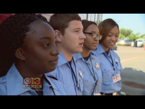 Baltimore Fire Dept. Partners With City Schools to Recruit Students