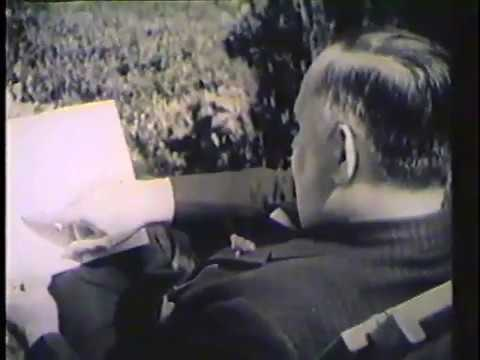 A Road Trip through Steuben County  Indiana 1930s Film Footage