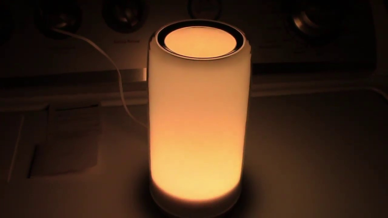 TECKIN LED Touch Table Lamp Review