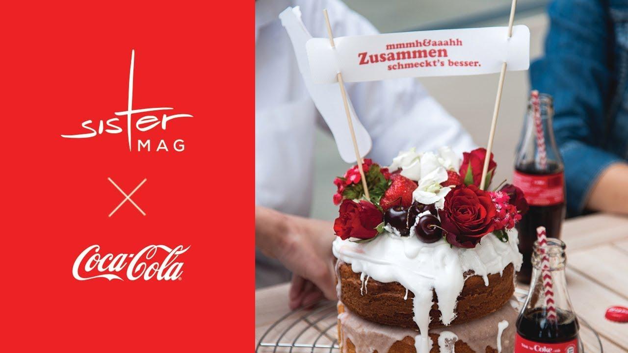 Anzeige | Zusammen Schmeckt\'s Besser - Post Aus Meiner Küche & Coca ...