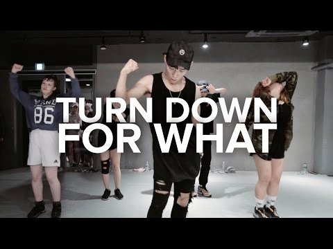 Turn Down For What - Lil Jon / Koosung Jung Choreography Mp3