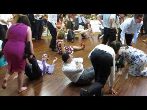 Dancing Games - Joe and Ania's Wedding