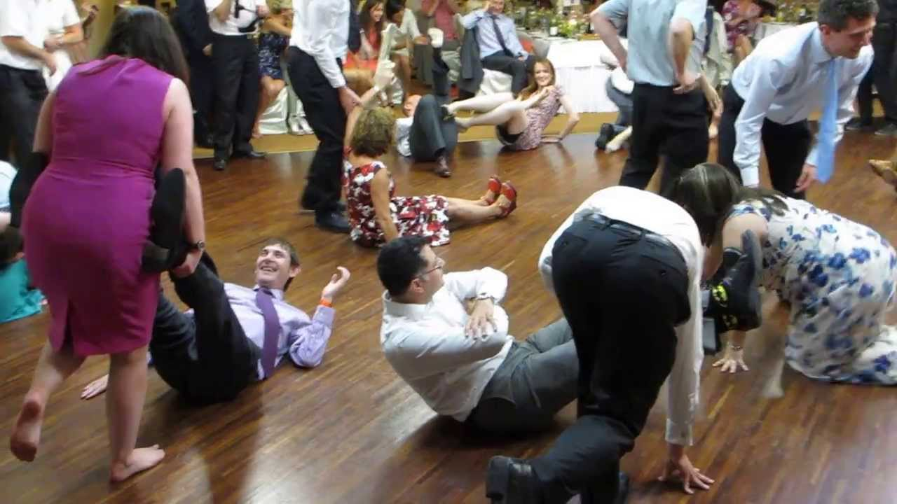 Dancing Games - Joe And Anias Wedding - Youtube-4811