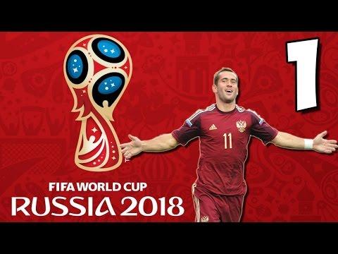 PES 2016 ★ FIFA World Cup 2018 Russia ★ за Россию #1 - Бельгия