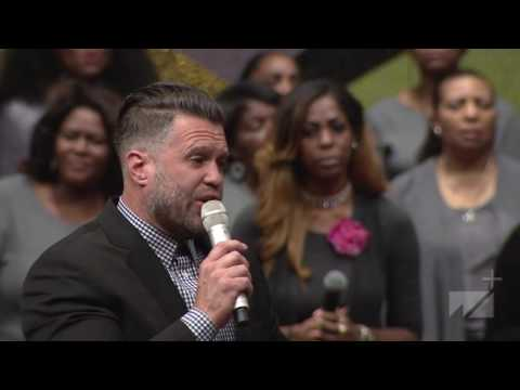 """Wess Morgan """"I Choose To Worship"""" West Angeles COGIC HD 2016 720p!"""