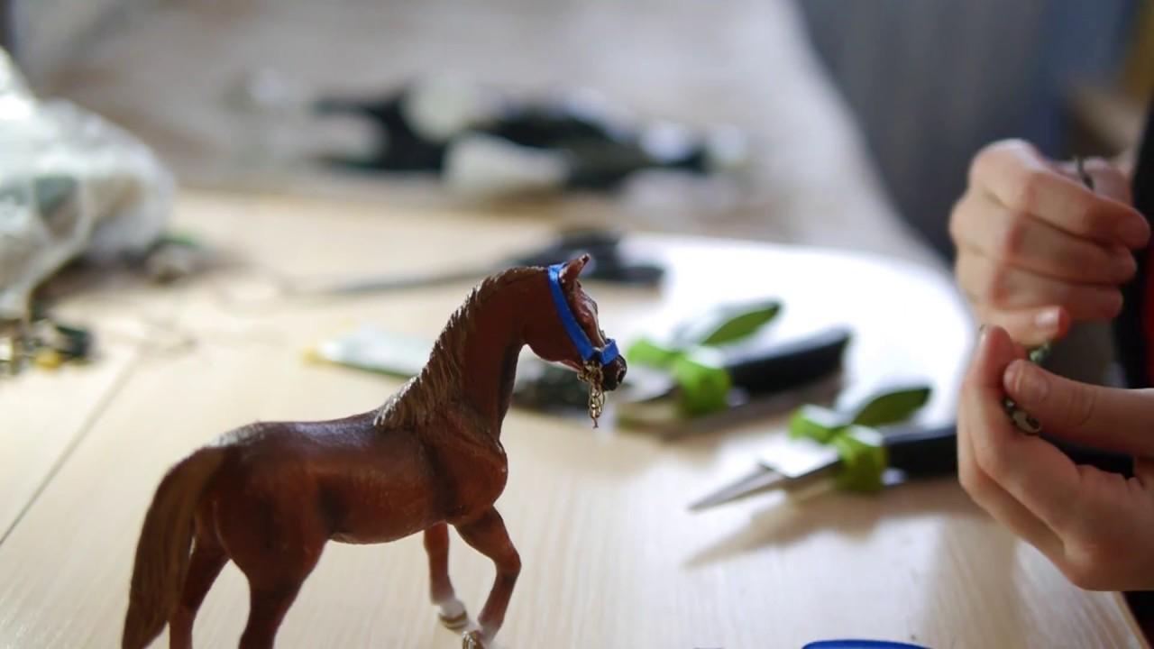 Как сделать игрушечный недоуздок фото 712