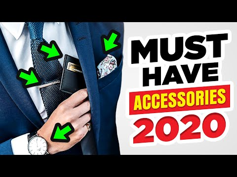 10 Accessories Every Man Must Own (Spring 2020)