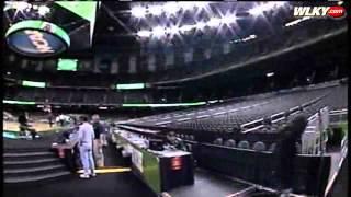 Arena Tour: Inside The Superdome