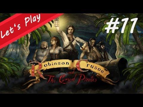 Robinson Crusoe   Cursed Pirate 11 |