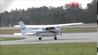 Plane Spotting at Valdosta Regional Airport – Saturday March 22nd, 2014 © 2014.wmv