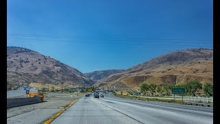 18-10: CA I-5 South From the Grapevine (2015 Unused Footage)