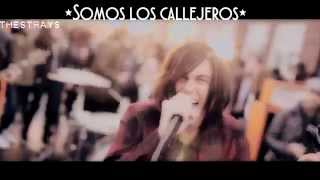 sleeping with sirens the strays video oficial sub espaol