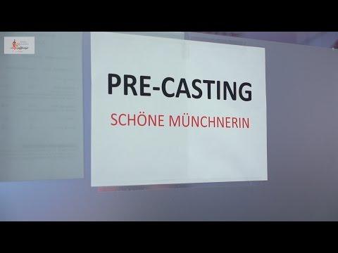 """Pre-Casting der """"Schönen Münchnerin 2017"""""""