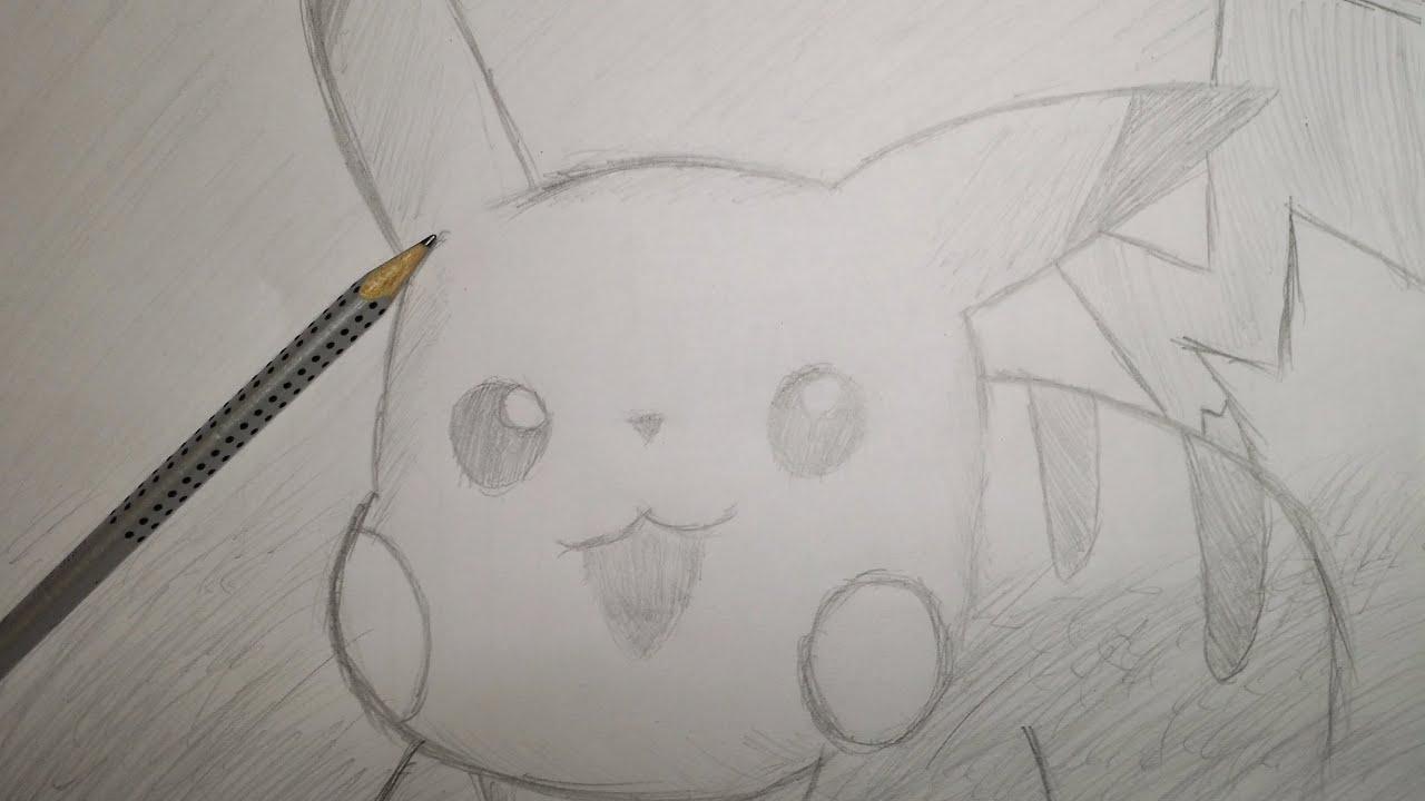 Bilder Zeichnen Für Anfänger : pokemon pikachu zeichnen malen f r anf nger youtube ~ Frokenaadalensverden.com Haus und Dekorationen