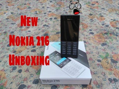 Nokia 216 unboxing urdu/hindi