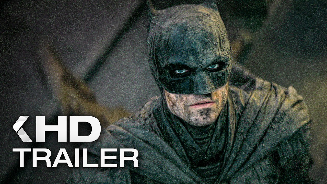 Download THE BATMAN Trailer 2 (2022)
