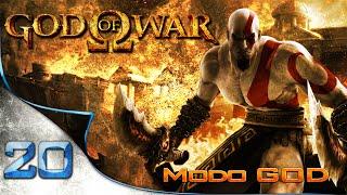 God Of War - Very Hard - MODO DEUS - 1080pᴴᴰ - Parte 20