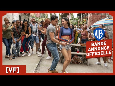 D�€�où l�€�on vient (In the Heights) - Bande-Annonce Officielle VF