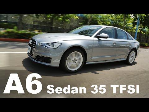 完美演繹 Audi A6 Sedan 35 TFSI