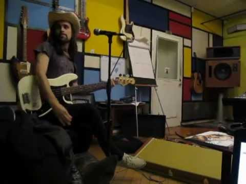 The Good Morning Spider at Tambourine Studios (Part 2)