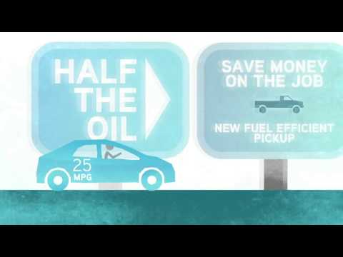 Half the Oil: A Realistic Plan to Cut US Oil Use in Half in 20 Years