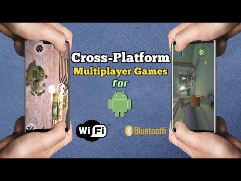Top 10 Cross-Platform Multiplayer Games For Android (WiFi/Bluetooth)