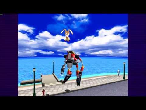 Cream The Rabbit In Sonic Adventure DX
