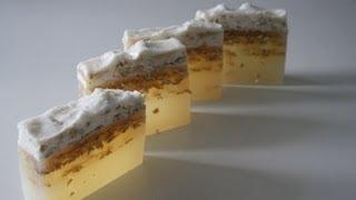 Мыло с овсянкой и сливками. Soap with oatmeal and cream