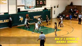 NORTHLAND LADY VIKINGS MID-SEASON HIGHLIGHTS....