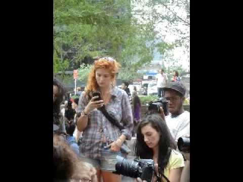 Girls Of Occupy Wall Street