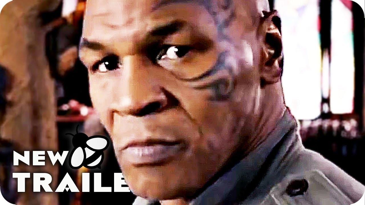 China Salesman Trailer 2 (2018) Steven Seagal, Mike Tyson ...